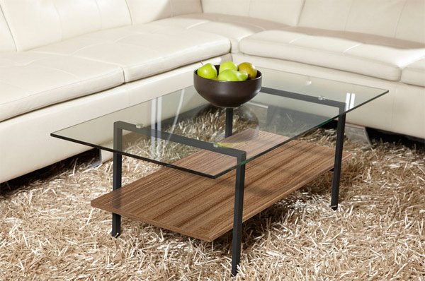 Style Your Modern Homes With Sleek Glass Coffee Table Home Design Lover