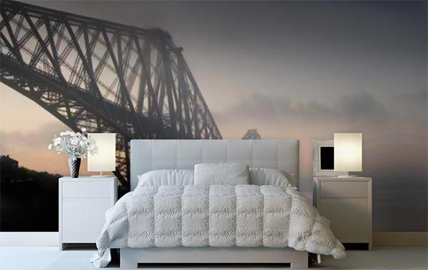 Forth Rail Bridge Scotland