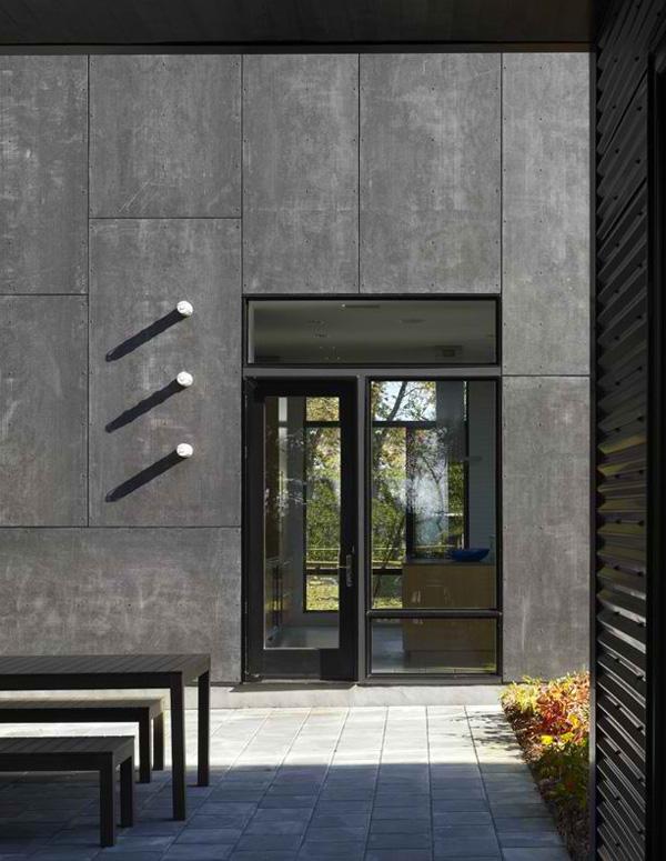 concrete exterior design