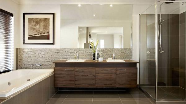 bathroom bathtub Vetra MK2 Carlisle Homes