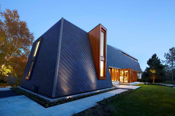 Exceptional Features and Style of the House in Kings Cross in Canada