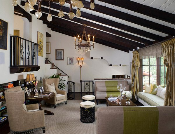 20 Luxurious Design Of A Mediterranean Living Room Home Design Lover