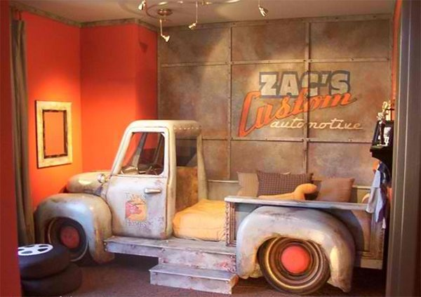 Zoom With Style In 20 Car Themed Bedroom For Your Boys Home Design Lover