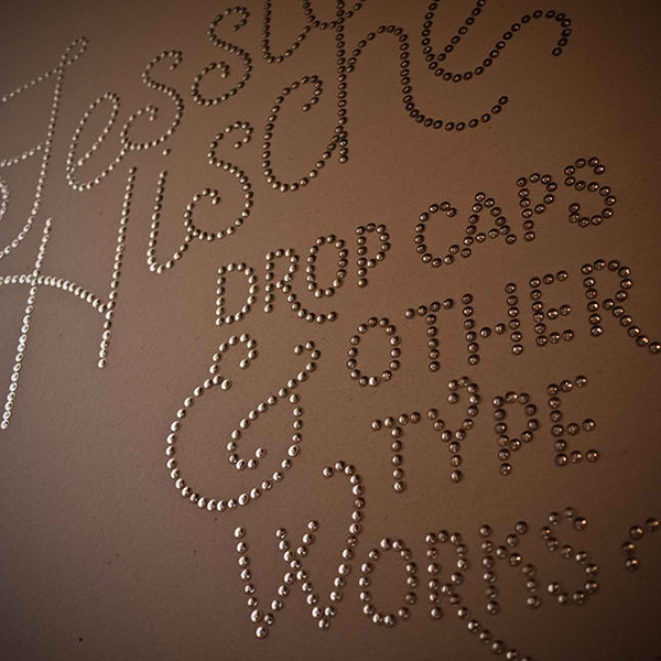 Thumbtack Typography