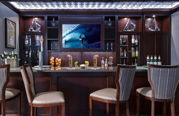 20 Designs Of Home Bar That Brings Entertainment Home Design Lover