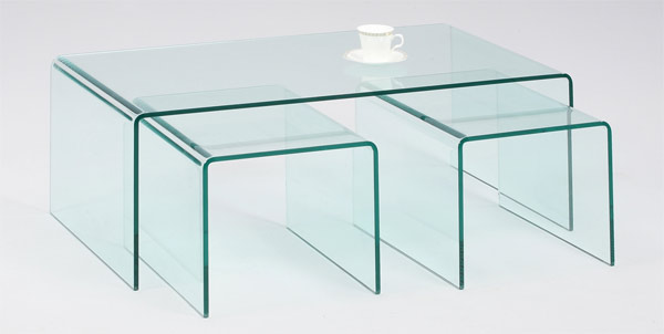 chairs tables modern glass