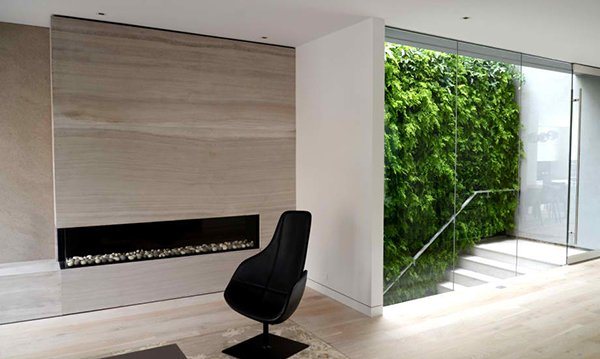 Green Living Walls