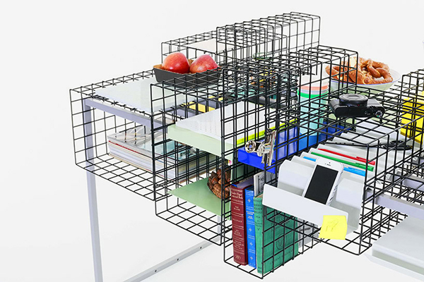 Grid System Furniture