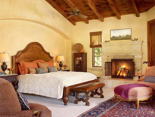 20 Luxurious Design Of Mediterranean Bedroom Home Design Lover