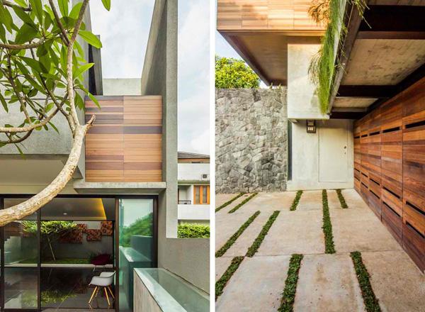 house wood design