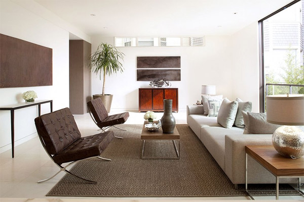 Russian hills residence certified leed construction for Room 4 design leeds
