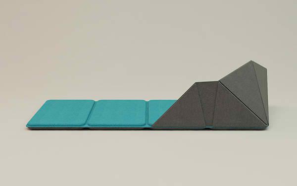 Foldable Resting Mat