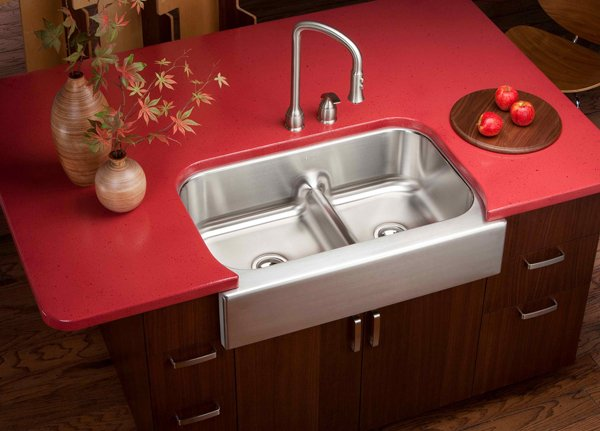20 wooden free standing kitchen sink home design lover traditional kitchen sink workwithnaturefo