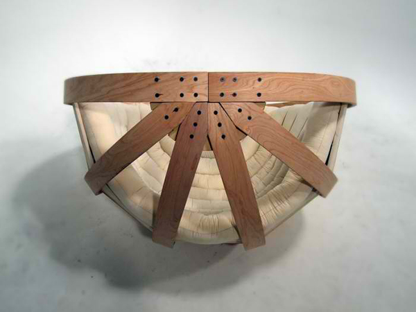 wooden-slat Chair