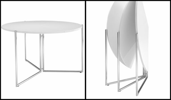 Attirant Ligne Roset. Round Folding Tables ...