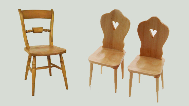 & 20 Fascinating Pine Chairs for your Home | Home Design Lover