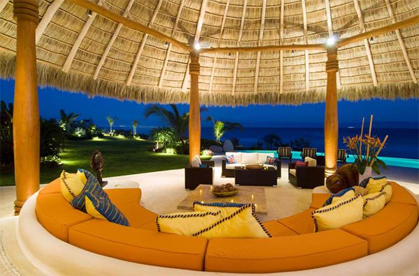 20 Amazingly Gorgeous Gazebo Lighting | Home Design Lover