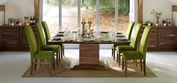 20 Surprising Square Wooden Pedestal Table Bases | Home Design Lover