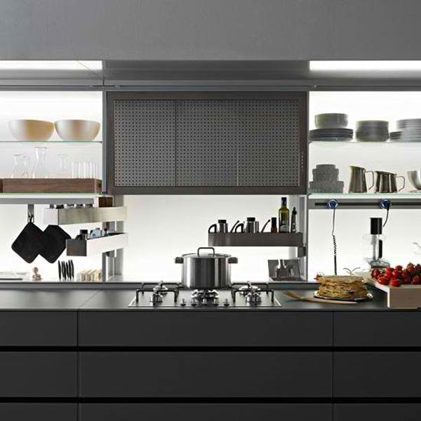 Inspiring Wall Unit Kitchen Storage Pictures - Simple Design Home ...