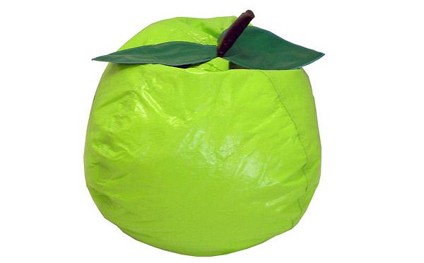 apple-shape vinyl