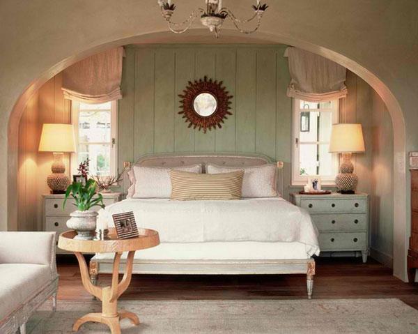 Antique Bed Set