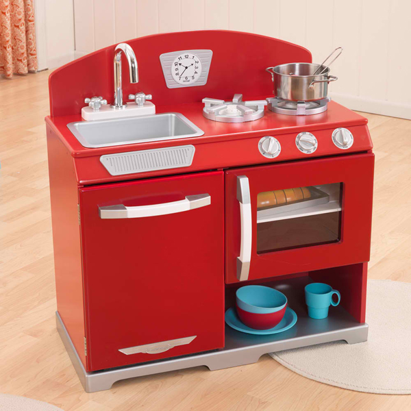 Kitchen Set For New Home: 20 Play Kitchens To Make Chef Pretend Play More Fun And