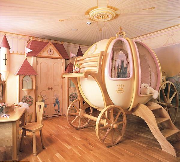Fantasy Nursery Room
