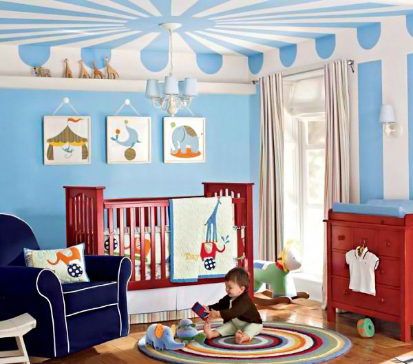 Circus Friends Nursery
