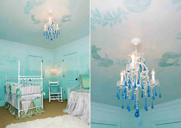 Elegant Under the Sea Nursery