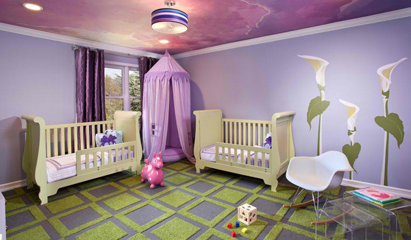 Create a safe crib environment