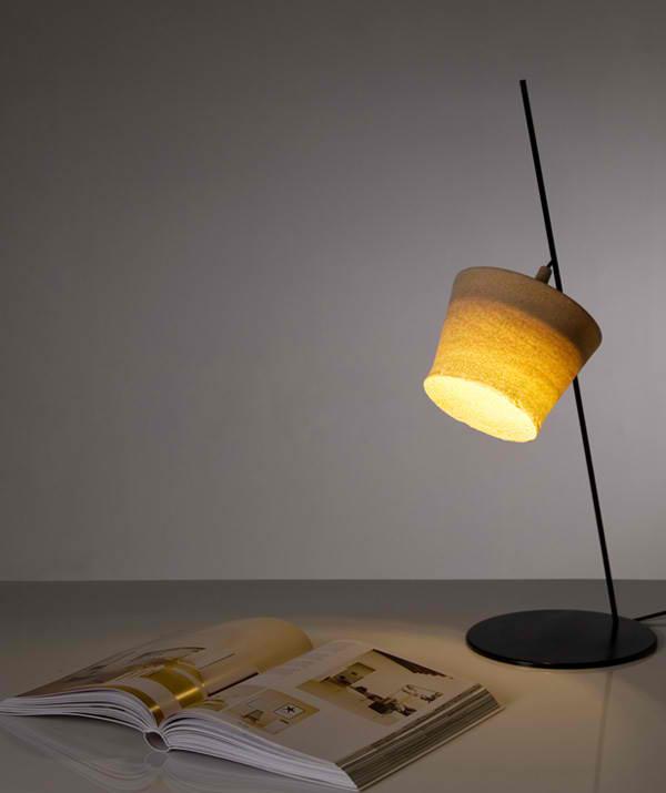 Desert Storm Lamp