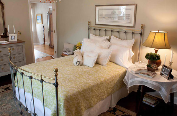 21 Interiors Of Bedrooms With Antique Bed Set Home Design Lover