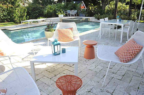 20 Fun And Functional Metal Outdoor Furniture Home
