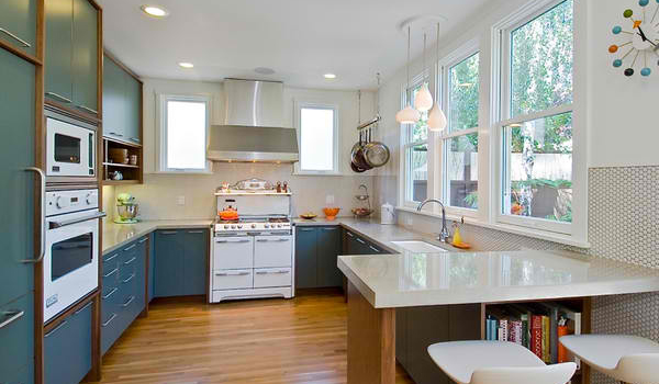 Repaint your cabinets