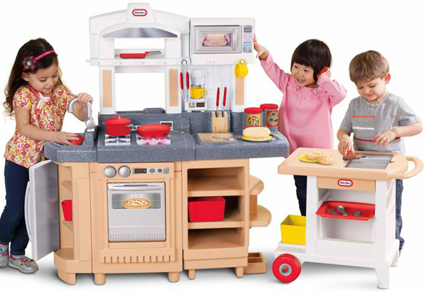 20 Play Kitchens To Make Chef Pretend More Fun And Realistic Rhhomedesignlover: Pretend Play Kitchen At Home Improvement Advice