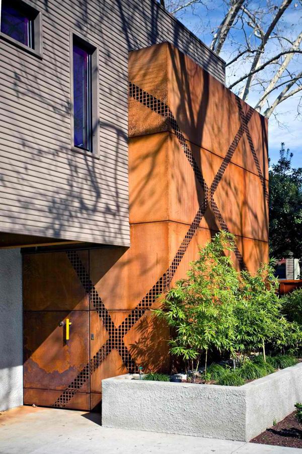 rustic exterior design