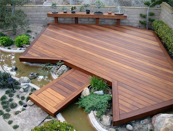 20 Timber Decking Designs that can Append Beauty of your ... on Timber Patio Designs id=33110