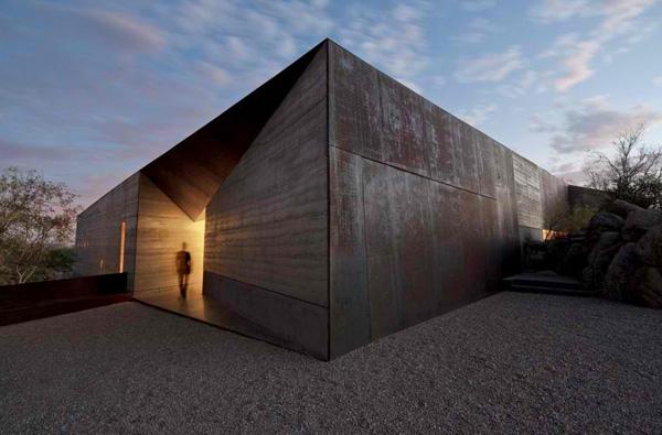 exterior geometric