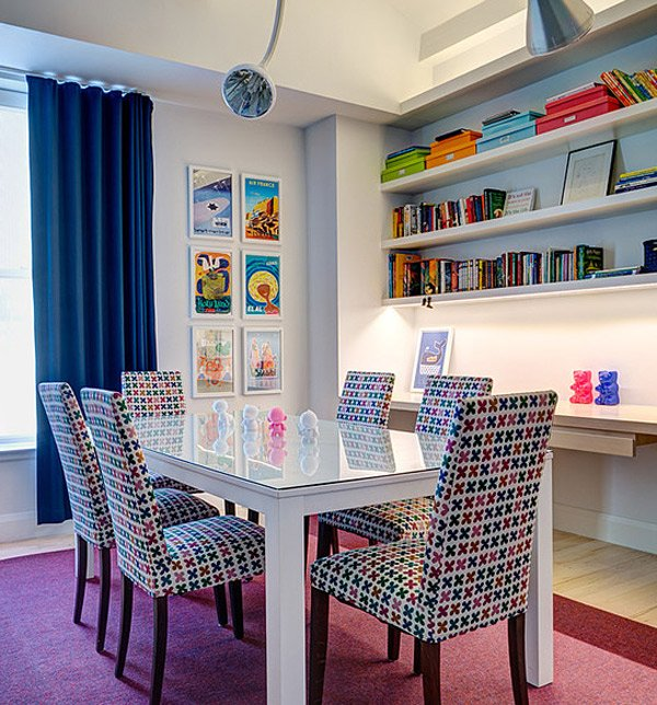 Cool Simple Study Room Decor: 20 Functional And Cool Designs Of Study Rooms