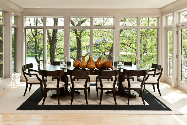 Enhance your rustic place with 20 wooden centerpiece home design lover - Elegant rustic dining table set to enhance your dining room ...