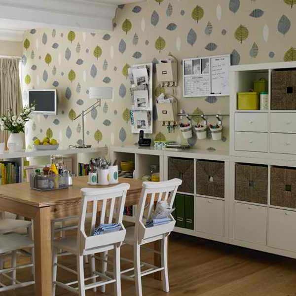 Dining Idea Room Storage: Organize Your Kitchen With These 20 Awesome Kitchen