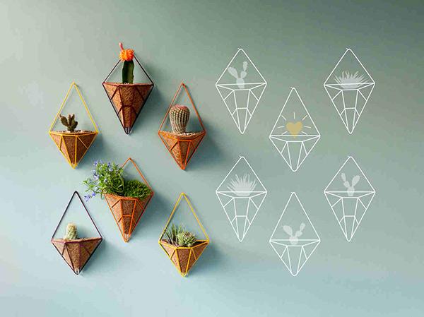 Hedge planters