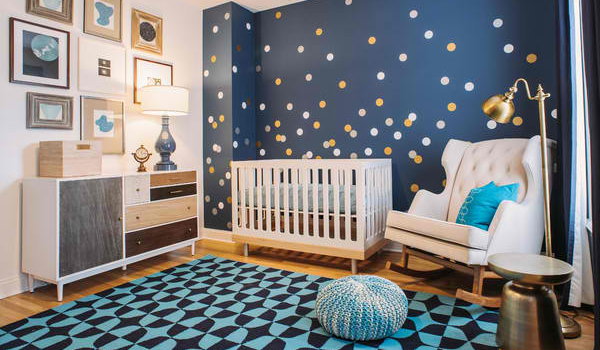 10 Ways To Make Sure Your Nursery Room Is Safe | Home Design Lover