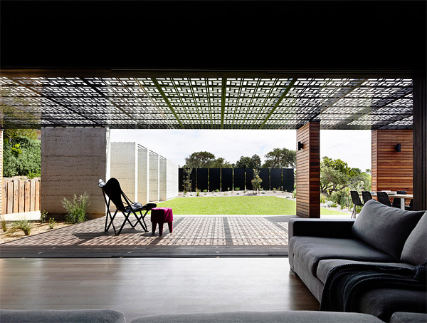 timber deck
