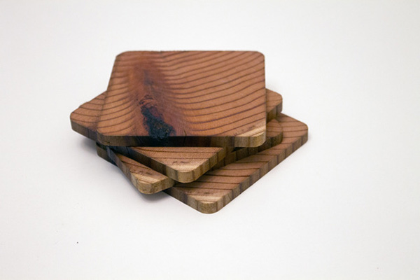 Hand Made Coasters