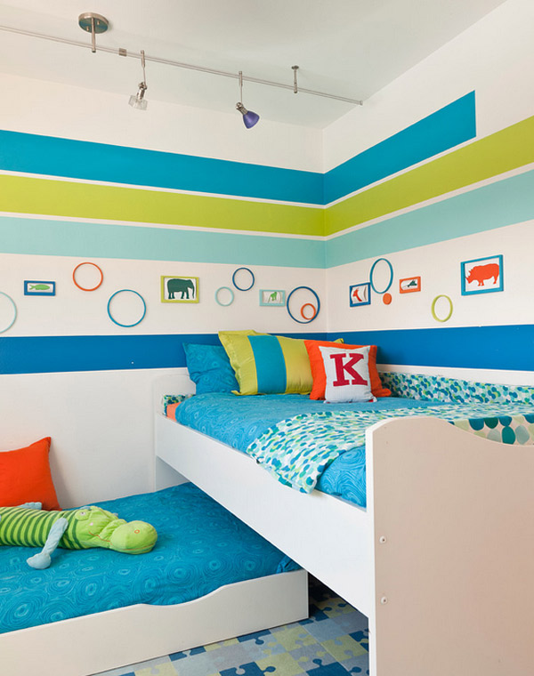 Kids Bedroom Wall Mural