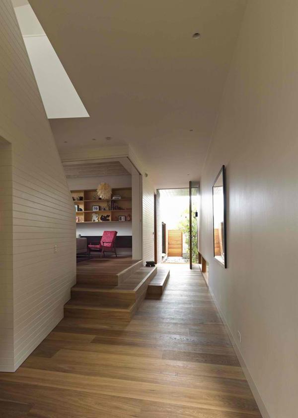 elevated floors