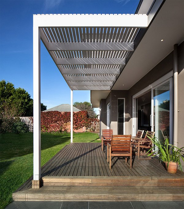 Timber Decking Designs
