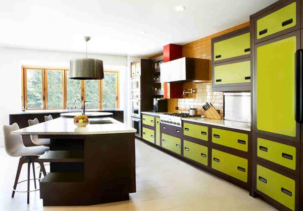 20 Flashy And Interesting Retro Italian Kitchen Home Design Lover