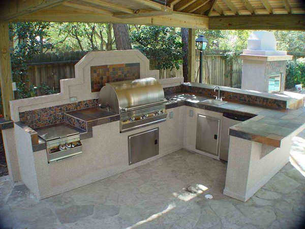 20 Fancy Modular Outdoor Kitchen Designs | Home Design Lover
